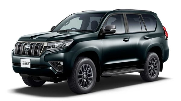 The new model commemorates the 70 strong years of the Land Cruiser SUV.