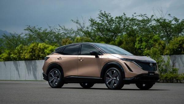 Nissan Ariya. (File photo)