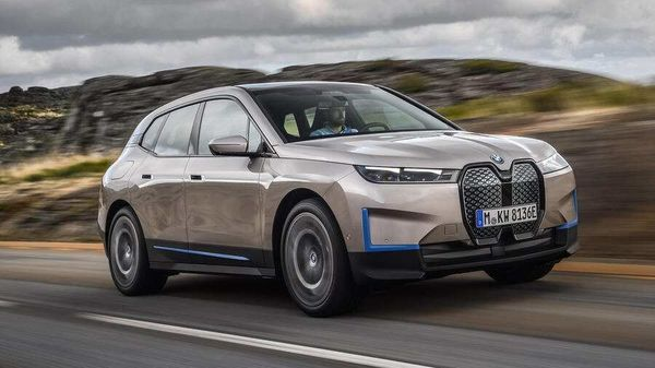 The BMW iX EV is ready for production, reaching the global market in November