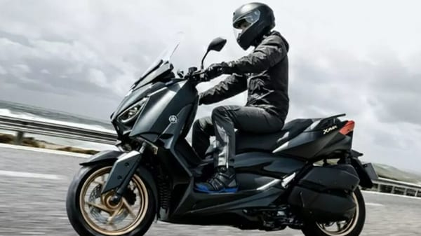 The new XMax is slated to arrive in the Japanese showrooms on July 28.