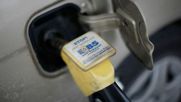 Ethanol is basically ethyl alcohol that is made from molasses, grains and farm waste. (Representational image) (REUTERS)