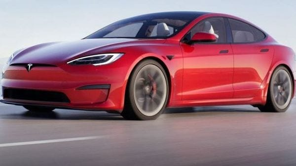 Tesla Model S Plaid claims to be the quickest EV in production.