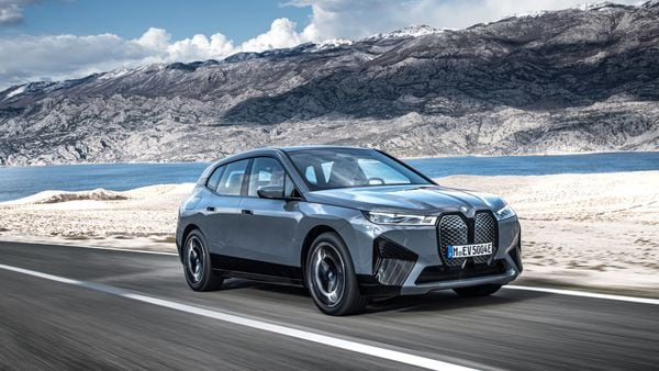 BMW has announced that its iX range is ready for series production and will hit the roads worldwide in November 2021. This is a take on the Sports Activity Vehicle (SAV) concept by the luxury automaker. The electric vehicle has a robust exterior design with luxurious interiors. (BMW)