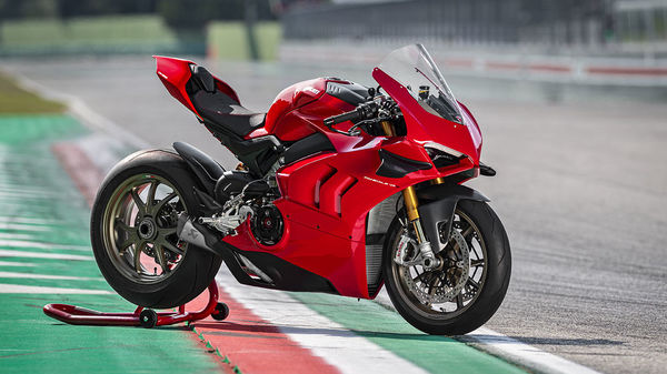 The Panigale V4 has been launched in both Standard as well as S variants.