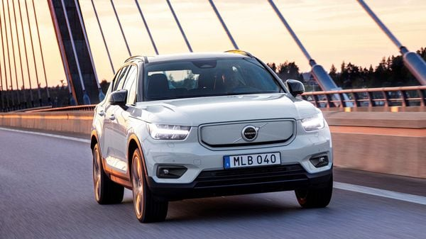 Volvo currently sells two pure electric vehicles - XC40 Recharge SUV and C40 Recharge.