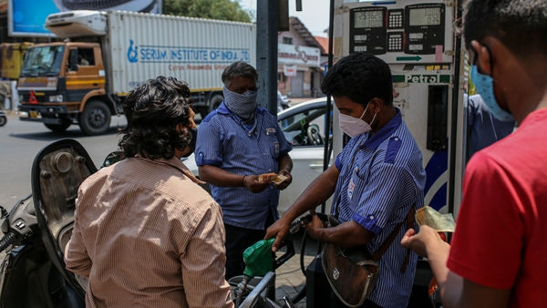 Noting that petrol and diesel have become costlier in recent times, Pradhan said it is up to the GST Council to decide whether the fuel should be brought under the Goods and Services Tax, which, many believe, would substantially bring down the prices. (Bloomberg)