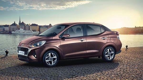 The updated Hyundai Aura comes with slight visual upgrades.