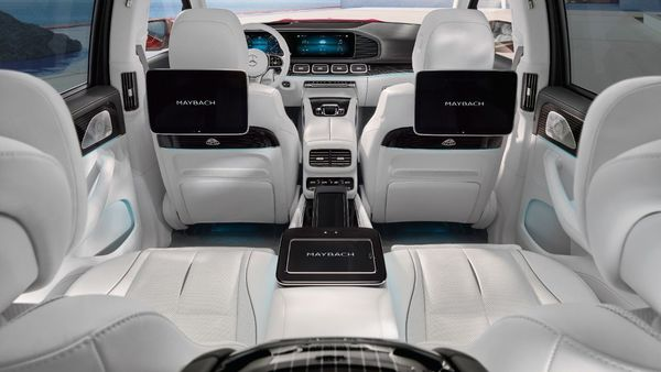 Adding more comfort and luxury to the interior space are Nappa leather upholstery, reclining rear seats, ventilated seats, panoramic sunroof and massage function for seats.