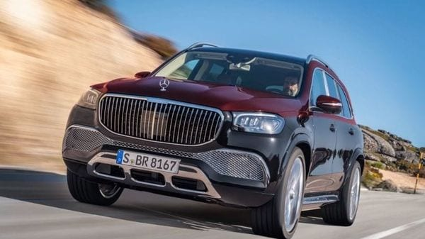 Mercedes-Benz has launched the Maybach GLS 600 in India today at <span class='webrupee'>₹</span>2.43 crore (ex-showroom) and it will sit at the top of the company's SUV lineup for the country. The vehicle will be bought via the CBU route.