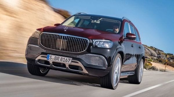 Mercedes-Benz Maybach GLS 600 comes with striking road presence.