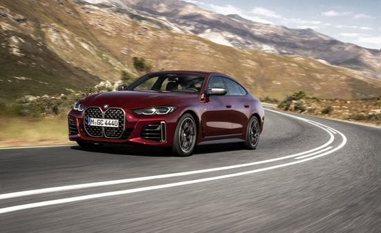 BMW 4 Series Gran Coupe is the four-door version of the two-door 4 Series launched earlier.