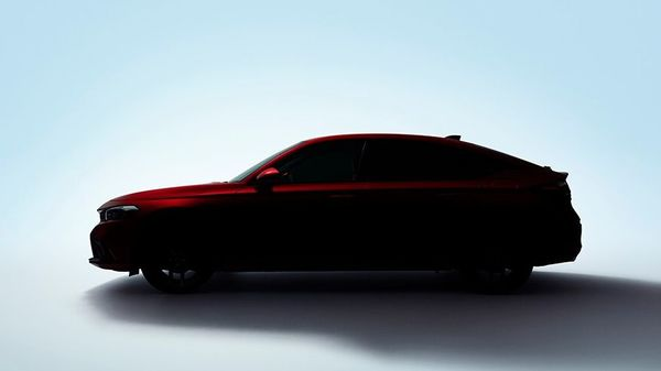 Honda has released teaser images for the 2022 Civic ahead of its unveiling on June 24.