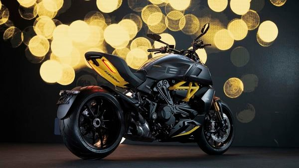 The new Black and Steel edition comes based on the Diavel 1260 S version of the bike.