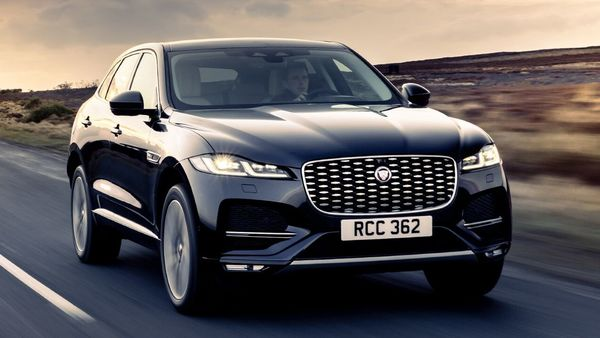 The latest Jaguar F-Pace has officially been launched in India.