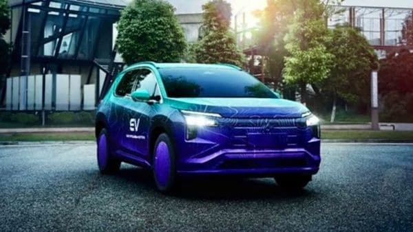 The Airtek EV has been developed by Mitsubishi with the help of Guangzhou Automobile Group (GAC). Image Courtesy: Yangtse