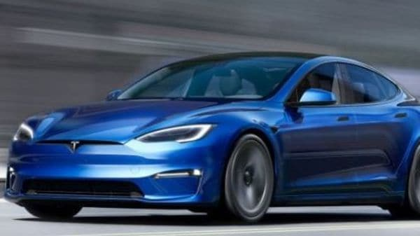Tesla Model S Plaid has 1,020 hp of max power and claims of being the car with the lowest drag of any car - at 0.208 Cd.