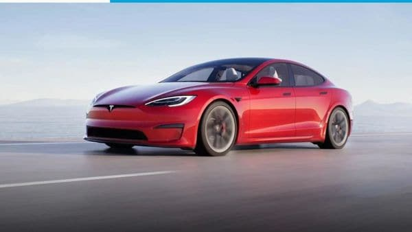 With aim to take on luxury automakers such as Mercedes and Porsche, Tesla Model S Plaid starts at a price of $129,990 (around <span class='webrupee'>₹</span>95 lakh). Initially, the price was set at $119,990 but before the launch it saw a hike of $10,000. (Tesla)