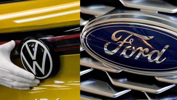 Volkswagen, Ford to exit auto finance business in India, say sources.