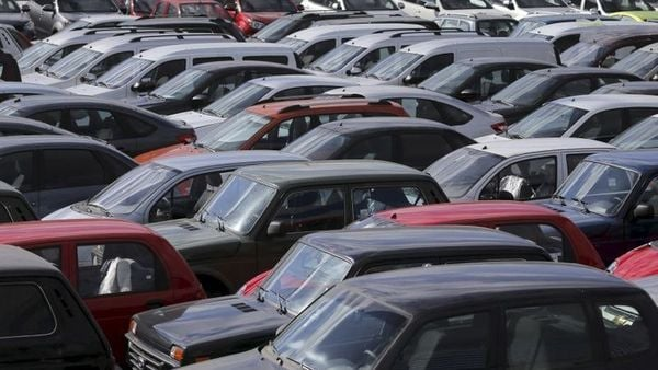 As owners keep their vehicles longer, more old cars will need maintenance and eventually need to be replaced. (REUTERS)