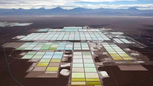 Ganfeng is one of the biggest lithium producers in the world.