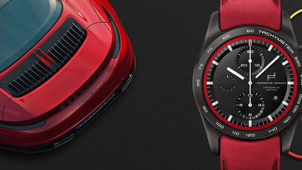 New Porsche Configurator allows customers to design their own watch to match their car