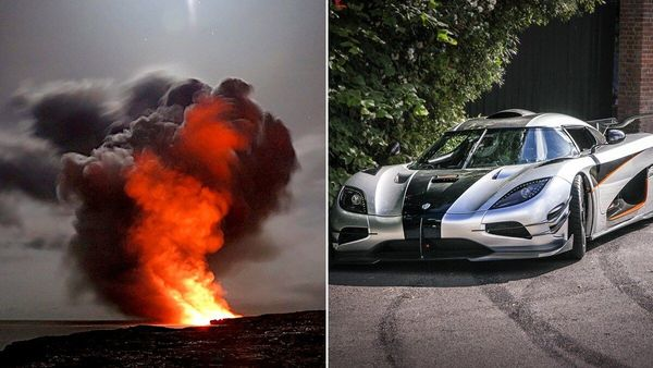 Koenigsegg is experimenting with creating an environmental benign propulsion energy source.