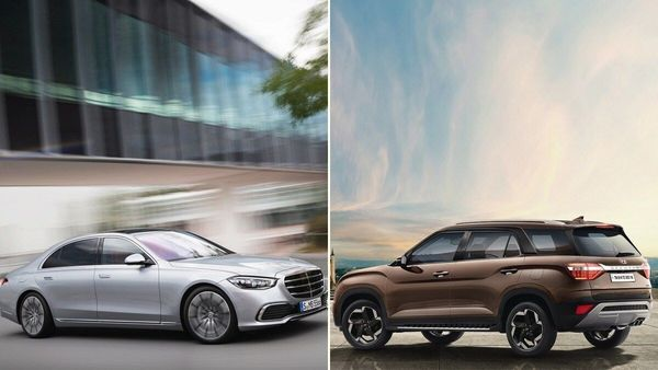 Mercedes S-Class 2021 and Hyundai Alcazar are two big launches lined up for this week.