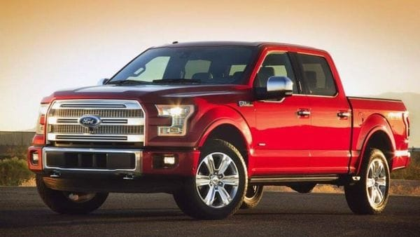 Ford has recalled more than 18,000 new F-Series pickup trucks on its faulty front axles