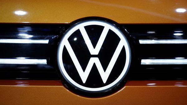 File phot of Volkswagen logo (REUTERS)