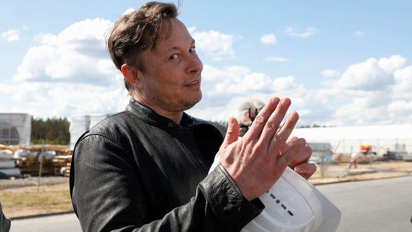 Tesla CEO Elon Musk (REUTERS)