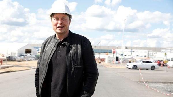 Tesla CEO Elon Musk. (File photo) (REUTERS)
