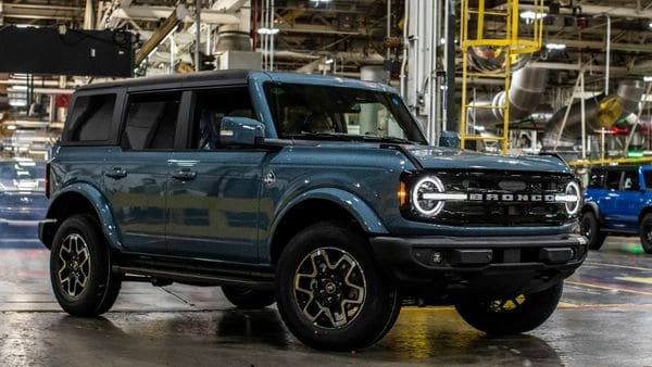 Ford Motor has finally started the production and shipping of the new 2021 Bronco sport utility vehicles from its Michigan assembly plant in the US.
