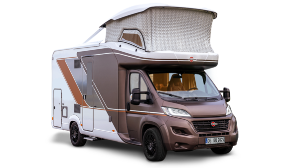 RV second floor and XXL bed?  It may not be a luxury on wheels again
