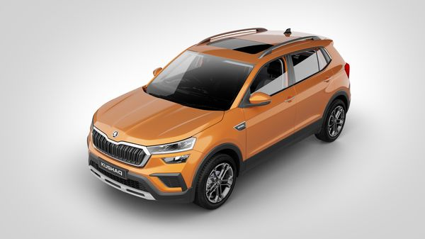2021 Skoda Kushaq SUV will go on sale in India in the next few weeks.
