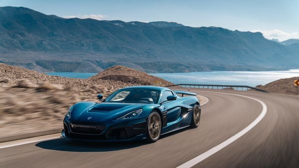 Rimac is currently working on a strategic partnership with Volkswagen unit Bugatti.