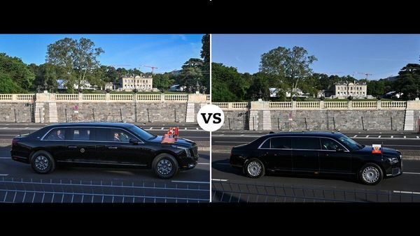 The Beast and Aurus Senat are two of the most powerful and most interesting state limousines in the world.