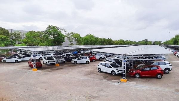 Tata Motors and Tata Power have jointly inaugurated a new solar carport in Pune.
