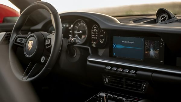 Porsche has unveiled a new infotainment system that says the driver can almost understand