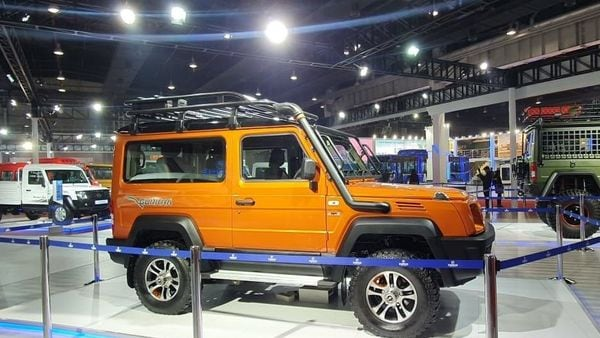 Foce Gurkha was unveiled as competition to Mahindra Thar during Auto Expo 2020.