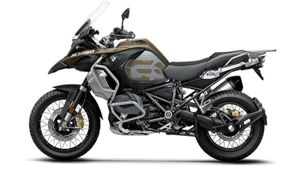 The new R 1250 GS is already sold in some of the international markets.