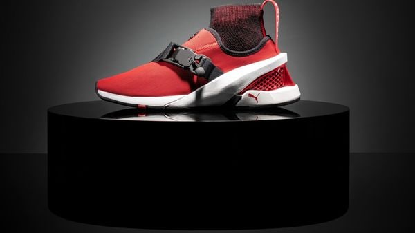 The ION F sneakers. (Puma)