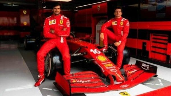 Ferrari and Amazon's partnership will also benefit digital experiences such as the Ferrari Car Configurator.