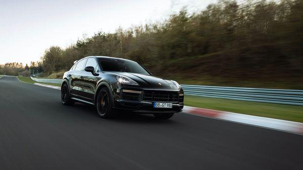 Performance variant of Porsche Cayenne. (File photo)