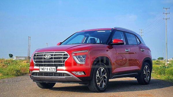 Hyundai Creta SX Executive variant silently launched at ₹13.18 lakh. (HT Auto/Sabyasachi Dasgupta)