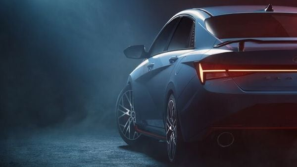 2022 Hyundai Elantra N, the performance version of the popular sedan, will be launched soon.