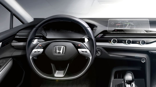 Representational Image of a Honda car interiors.