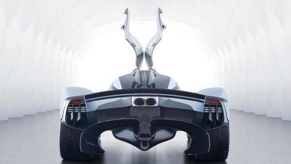 Image of Aston Martin Valkyrie hypercar