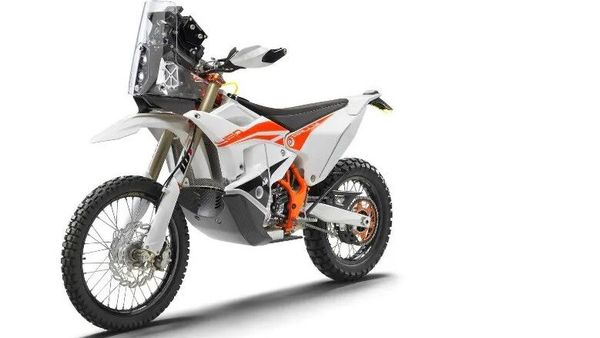 The 450 Rally Factory Replica is limited to just 80 units globally.
