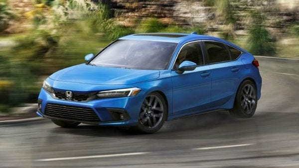 Honda Civic Hatchback 2022 will be offered in select foreign markets by the end of 2021.