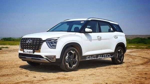 Hyundai Alcazar first drive review: Alcazar is Hyundai's first three-row SUV in the Indian car market and has been specifically designed and engineered to meet expectations of customers here.